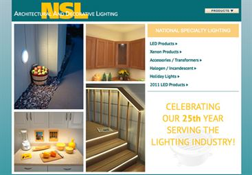 Client: National Specialty Lighting