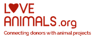 LoveAnimals Logo