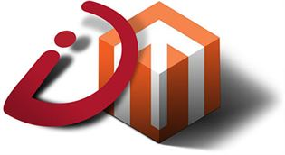 Insight Designs and Magento logos graphic