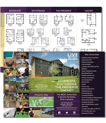 Live Active Apartments Brochure